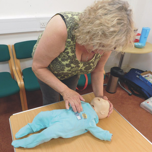 Early Years Hub Paediatric First Aid Course