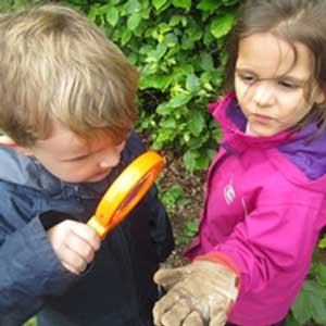 Early Years Hub Let's Go Outside Training Course