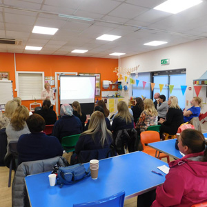 Early Years Hub Quality Teaching, Learning and Assessment training course