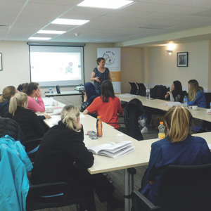 Early Years Hub Working with Babies Training Course
